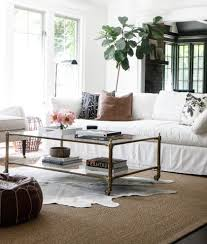 All White Living Room by Espresso Outdoor Coffee Tables Living Room Farmhouse With All