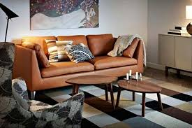 Classic Leather Sofa by Classic Leather Sofas One Decor