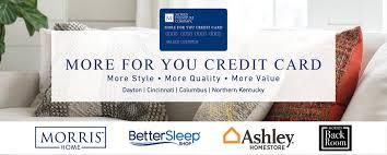 Who Accepts Home Design Credit Card Financing Morris Home Dayton Cincinnati Columbus Ohio