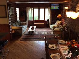 Log Cabin Interior Colors by Rustic American Indian Cozy Log Cabin Gre Vrbo