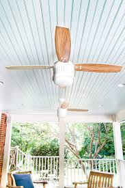 haint blue porch ceiling makeover bless u0027er house