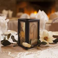 Candle Centerpieces Picture Frame Candle Centerpiece Photo Glo Fully Assembled Flameless