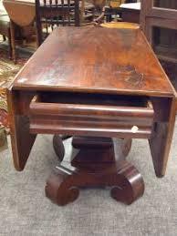 Drop Leaf Pedestal Table Search All Lots Skinner Auctioneers