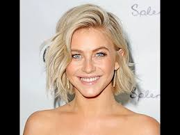 what kind of hairstyle does julienne huff have in safe haven julianne hough s post engagement haircut get the details from her