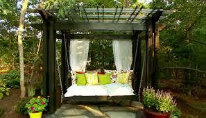 pergola stunning garden arbor trellis classic corner bench