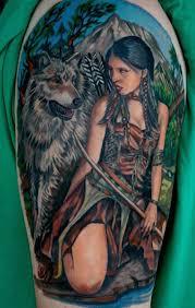 10 stunningly beautiful native american tattoos tattoo com