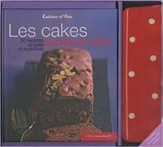ebook cuisine et vins de les cakes sucrés et salés avec un moule à