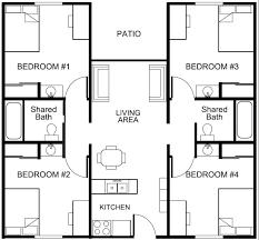 housing floor plans student housing floor plans search student housing