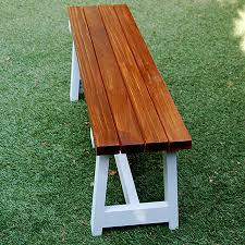 easy slat bench 3 steps with pictures