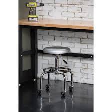 aluminum work stool trinity store