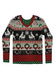 frisky deer sweater shirt