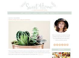 sweet home wordpress theme wordpress blog themes creative market
