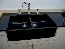 Kitchen Sink Black Black Kitchen Sink Farmhouse Style Black Sink Against