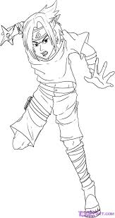 naruto shippuden free coloring pages art coloring pages