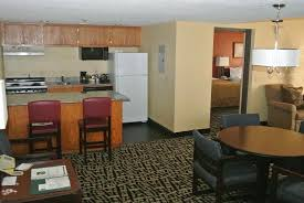 Comfort Suites Rochester Mn Penthouse Kitchen Living Room Area Picture Of Quality Inn