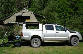 Eezi Awn Roof Top Tent Eezi Awn Tent Erected Ready For A Good Nights Sleep Hilux
