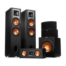 setting up a home theater system home theater systems surround sound system klipsch