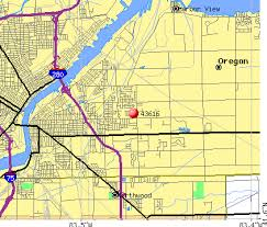 43616 zip code oregon ohio profile homes apartments schools