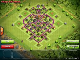 clash of clans farming guide th7 farming base with 3 air defenses clash of clans land