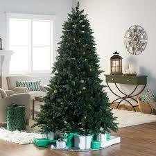 Pa Christmas Tree Amazon Com 7 5 Ft Reno Pine Pre Lit Full Christmas Tree Home