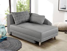 recamiere outdoor recamiere rocco 149x90 grau ottomane schlafsofa couch bettkasten