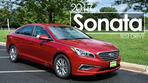 2017 hyundai sonata review test drive youtube