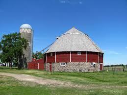 Dome Barn Minnesota U0027s Round Barns