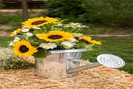 sunflower wedding decorations is sunflower wedding table decoration ideas webshop nature