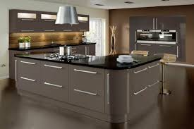 black gloss kitchen ideas contemporary kitchens terence kitchens