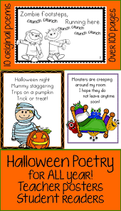 Halloween Boo Poems Printables 434 Best Halloween At Images On Pinterest Halloween