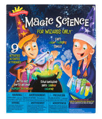 buy scientific explorer magic science for wizards only kit 9