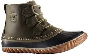 womens boots sales sorel s out n about waterproof leather boots s