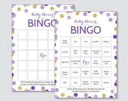 black and white baby shower bingo cards blank bingo cards