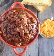 10 homemade crock pot chili recipes