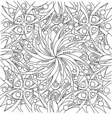 free coloring free printable flower coloring pages for adults