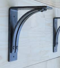 home tips metal corbels for countertop and shelf applications