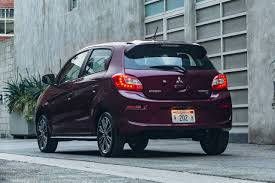 mitsubishi evo hatchback 2018 mitsubishi mirage hatchback pricing for sale edmunds