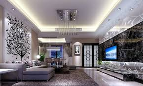 Living Room Ceiling Design Let The New Light Room Interior - Ceiling design for living room