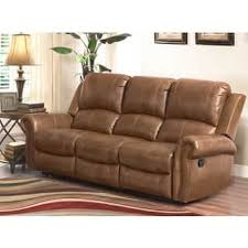 Leather Sofa Reclining Leather Sofas Couches For Less Overstock
