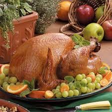 cider marinated turkey recipe taste of home