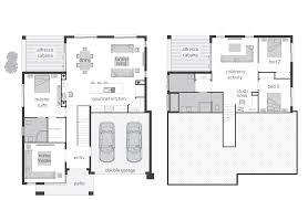 multi level home floor plans multi level house floor plans