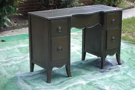 How To Paint Furniture Black by Painted Wood Furniture Pallet Furniture Ideas