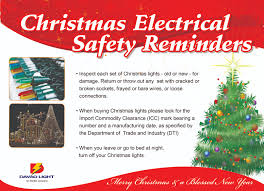 davao light and power company christmas electrical safety tips