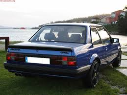 opel ascona tuning view of opel ascona 1 8 i photos video features and tuning