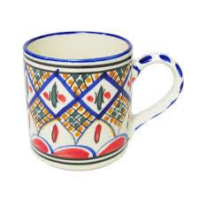 coffee mug tabarka fair trade handmade mugs globein
