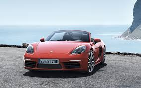 porsche boxster rear photo collection wallpaper porsche 718 boxster
