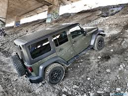 jeep wrangler unlimited half doors 2016 jeep wrangler unlimited willys wheeler review slashgear