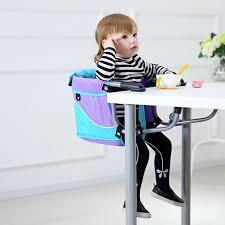 siege bebe pour manger les enfants manger siège bébé chaise bébé enfant portable table