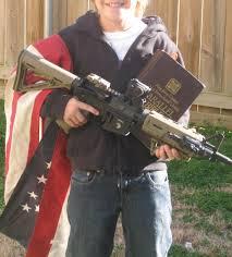 Flag With Bible Shtf U201cgo To U201d Gun Winner U2026 U2026