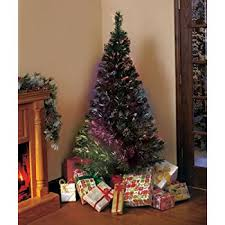amazon com 6 ft fiber optic christmas tree home u0026 kitchen